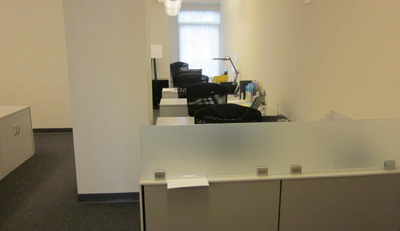 Set of 4 desks