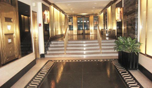 Executive office suites entrance