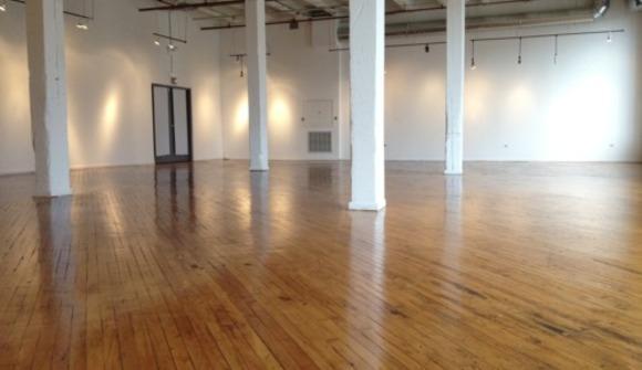 Cuas gallery interior