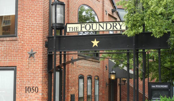 Georgetown foundry ext