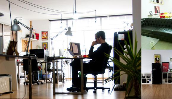 Montaje coworking72
