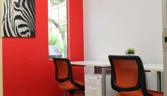 Private office 2 people
