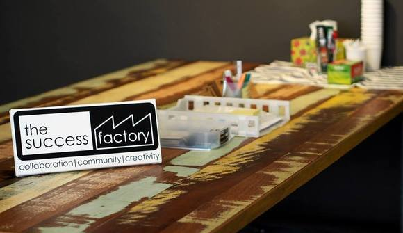 The success factory coworking space