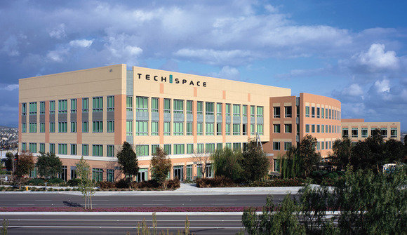 Techspace building