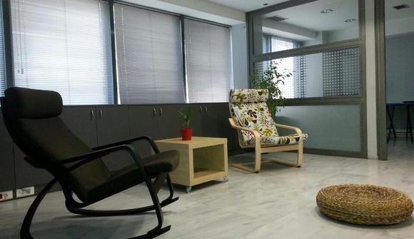 2nd floor rest area