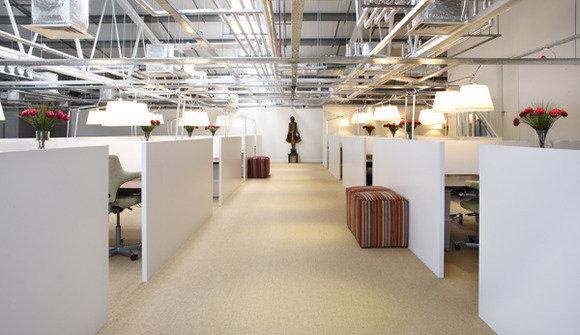 1. main deskspace 2