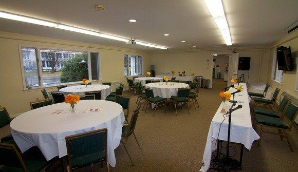 Vr conference room