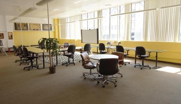 Oakstop open coworking