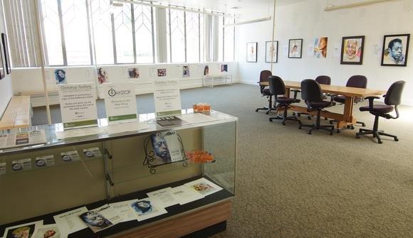 Oakstop west wing gallery