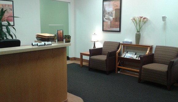 Piscataway reception area