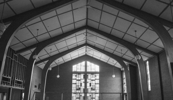 Chapel bw