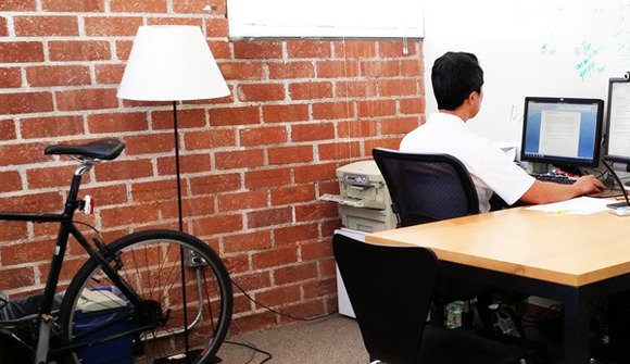 Corner office keith