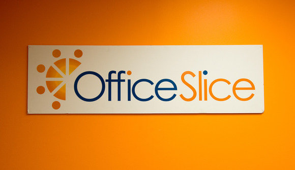 Officeslice sign