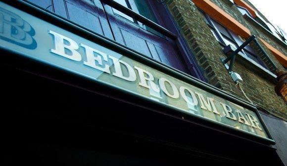 Bedroom Bar, Shoreditch