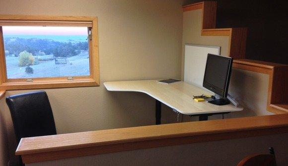 Labs desk