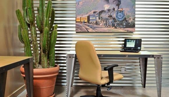 Rail yard office e