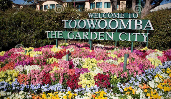 Toowoomba garden city flowers 21049281