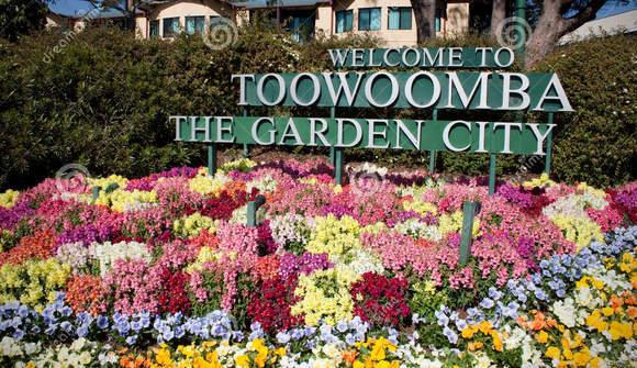 Toowoomba garden city flowers 21049281