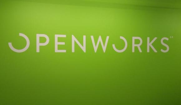 Open works wall