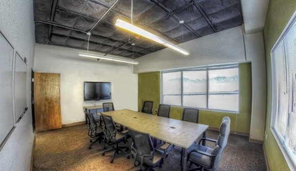 Conference room for web