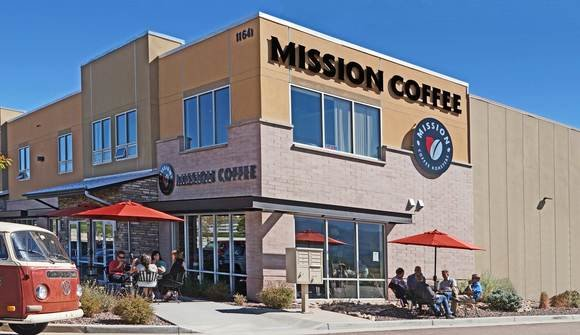 Mission Coffee Roasters, Inc. Co-Working and Meeting Space