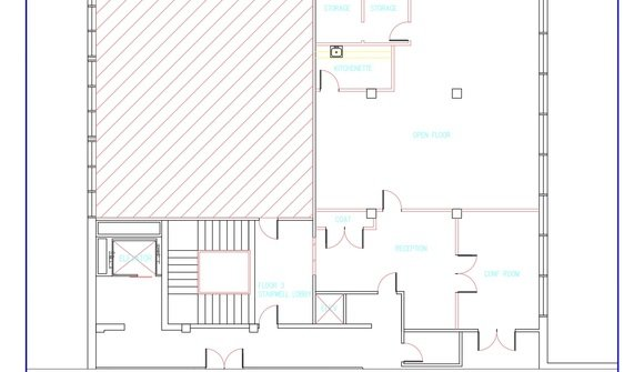 Chicago floorplan 310