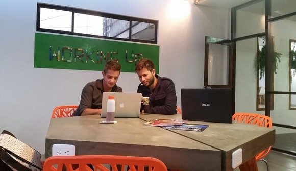 Workingup coworking quito flex 1