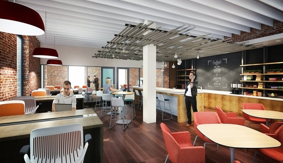 Stamford coworking