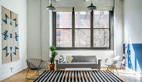 Private Vintage Loft Office in River North