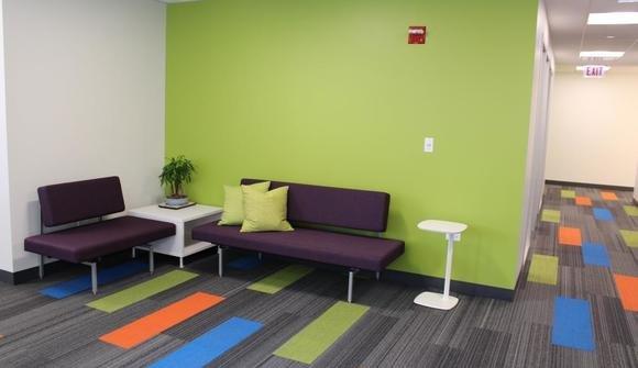 Cfsi lounge area