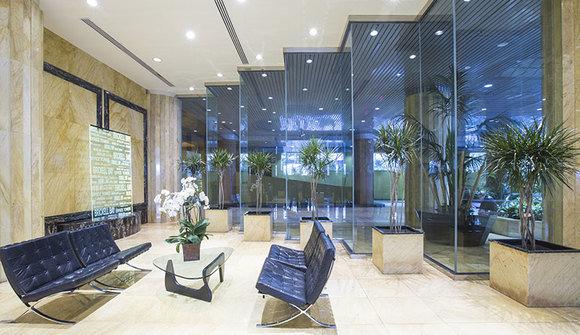 1001 lobby