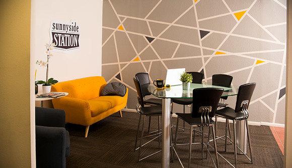 Sunnyside station lounge