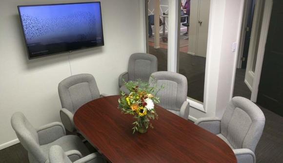 Sunnyside meeting room