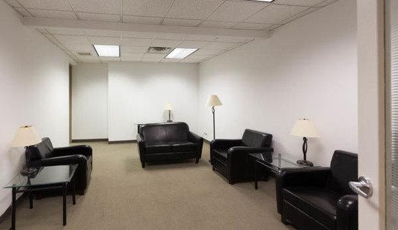 Suite 350 reception