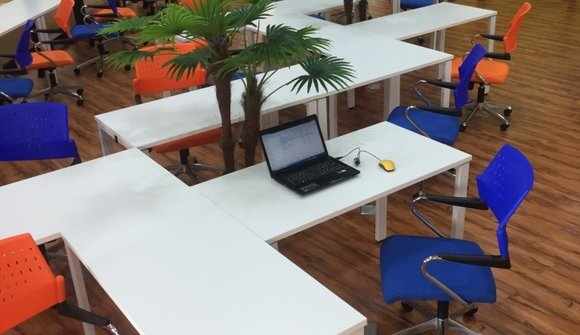 Co working space 1