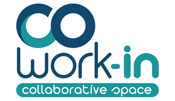 Logotipo cowork in 01