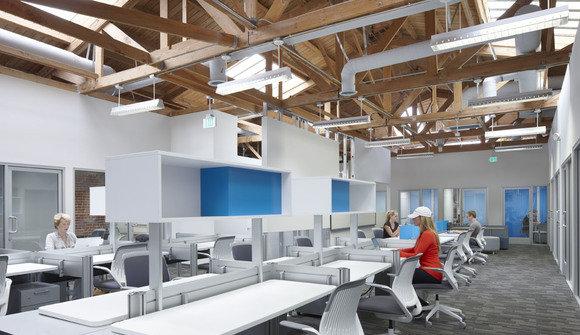 Bsm main workspace 2 people