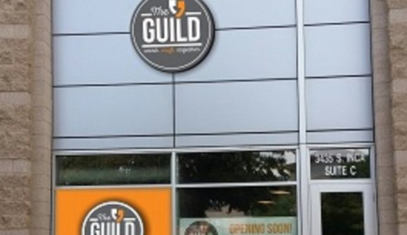 The guild front photo