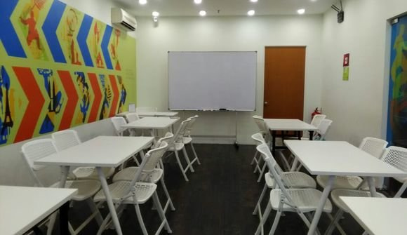 Workshop and seminar seating