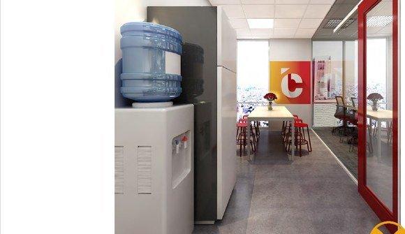 Officeshare innovature kitchen
