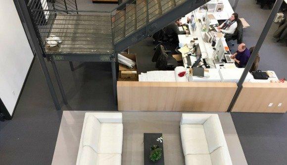 Waterfront lab first floor