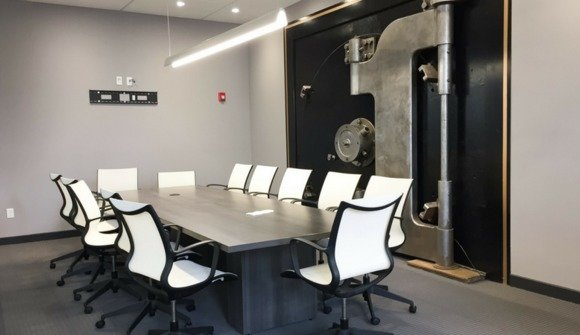 Waterfront lab conference room