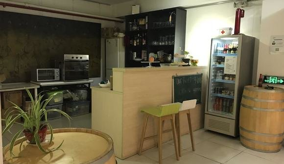 Bar kitchen