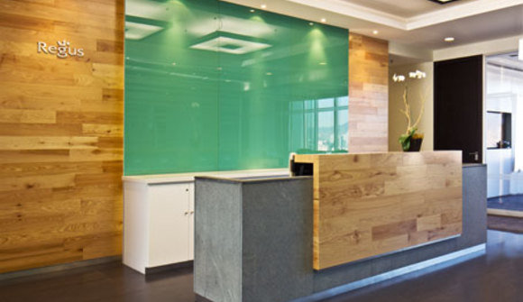 Reception regus mx chapultepec