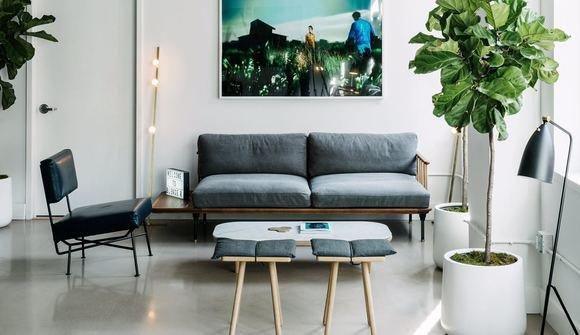 Lounge distrikt sofa