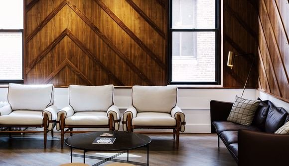 Lounge walnut