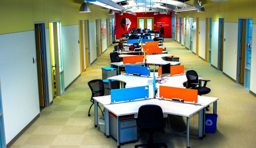 LaunchPad City (Frisco) – Coworking & Shared Office – Desktime
