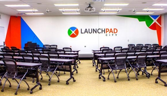 Launchpad city conference room