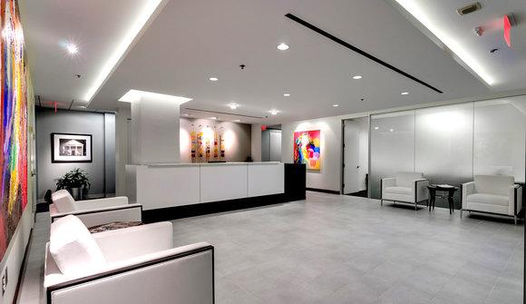 Suite 440 reception