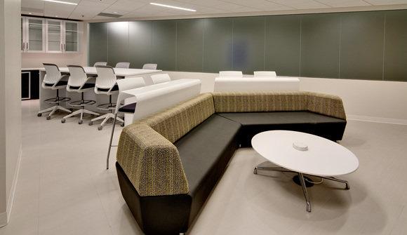 Suite 440 media room